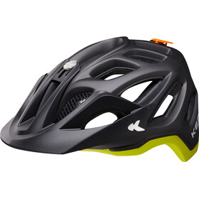 KED Trailon Helmet black green matt